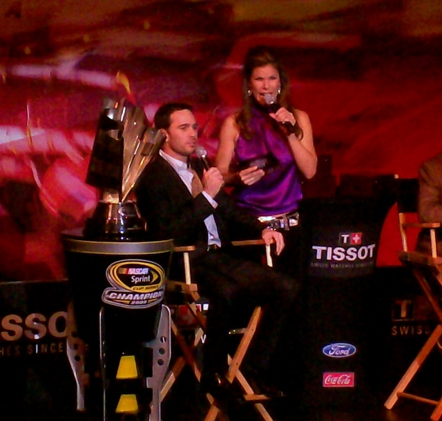 The trophy, Jimmie &amp; Jamie