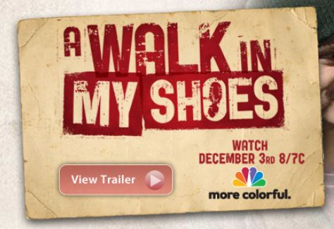 Walmart P&G present A Walk in My Shoes movie