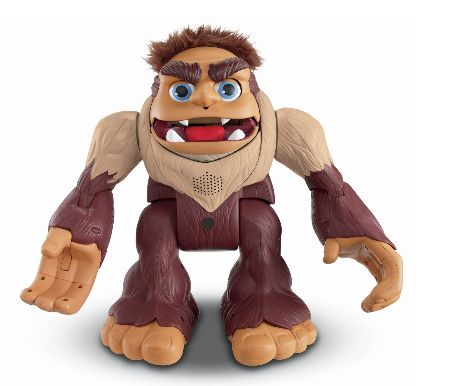 Big Foot Monster Toy