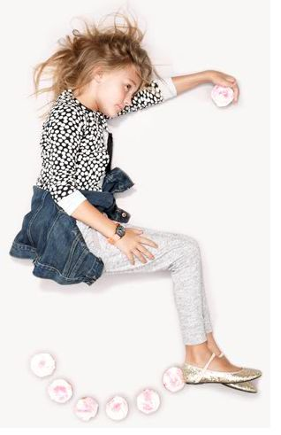 J. Crew kid's clothes