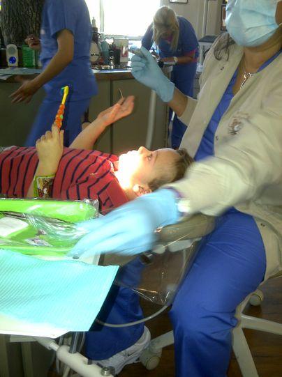 First Visit Kids Dentist