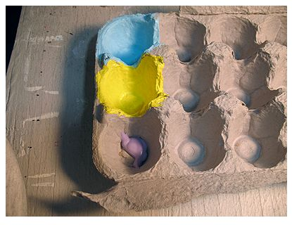 Crafts Egg Carton