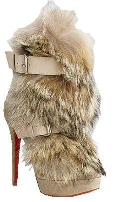 Furry Louboutin