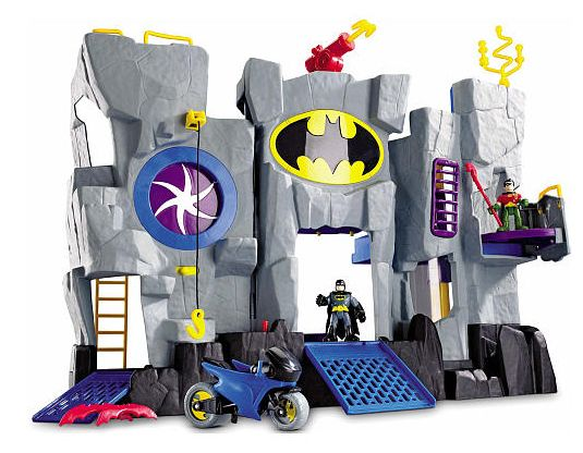 Bat Cave for Boys