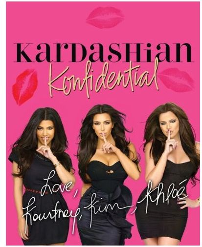 Kim Kardashian Book