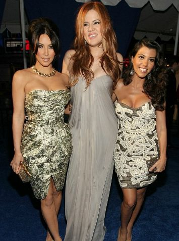 Khloe Kardashian New Hair Color