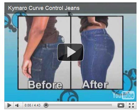 Kymaro Shaper Jeans