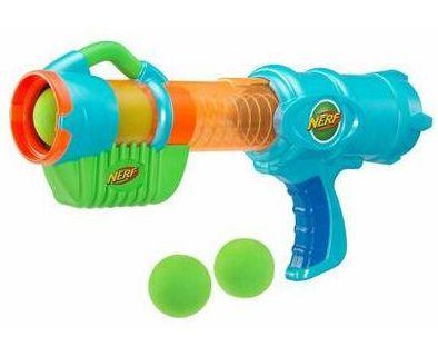 Nurf Ball Gun