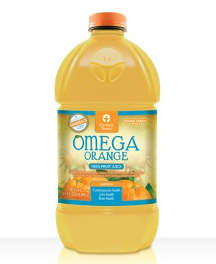 Upgrade Your Orange Juice