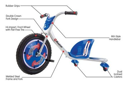 Razor Rip Rider Tricycle