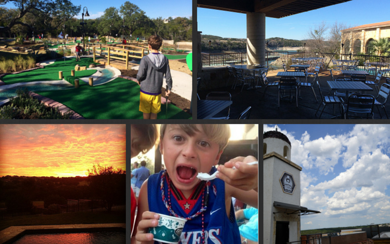 Behind the Scenes in Texas Hill Country
