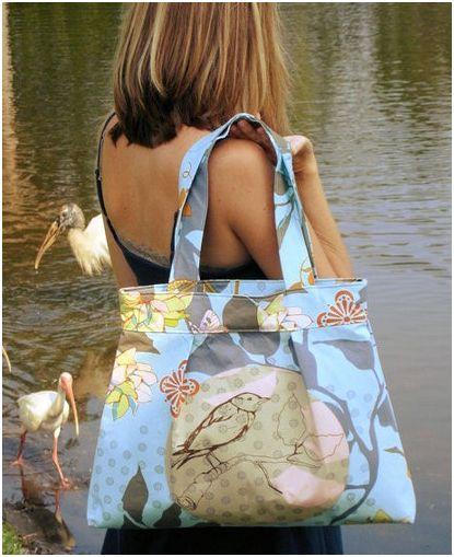 Kirsten James Diaper Bag