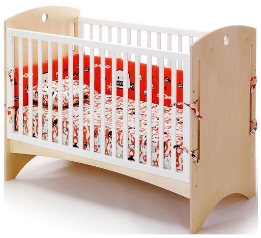I M A Er For Picking Out The Most Expensive Items In Market Today Was Browsing Baby Cribs When Came Across This Simple Beauty